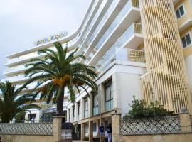 Hotel Esplai, hotel in Calella