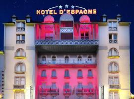 Grand Hôtel d'Espagne, hotel a Lourdes
