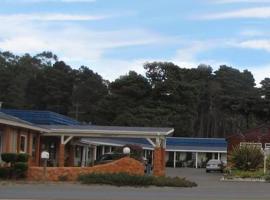 Coast Inn and Spa, hotel in Fort Bragg