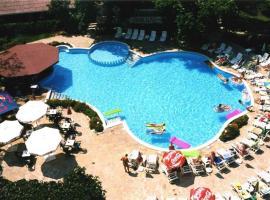 Olymp Hotel, хотел близо до Бар Корнер, Слънчев бряг