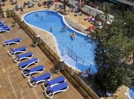 Hotel Bon Repòs, hotel in Calella