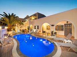 Phoenix, pet-friendly hotel in Fira
