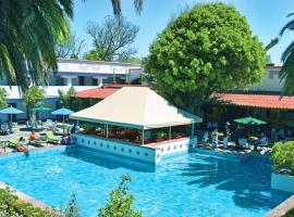 Villas Teotihuacan Hotel & Spa, отель в городе Сан-Хуан-Теотиуакан