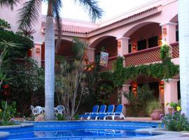 Los Barriles Hotel, hotel en Los Barriles