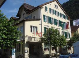 Hasli Lodge, отель в городе Майринген