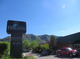 The Durango Downtown Inn, accessible hotel in Durango