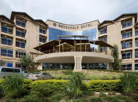Metropole Hotel Kampala, hotel in Kampala