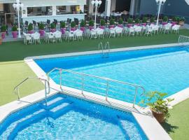 Hotel Melina, hotel em Benidorm