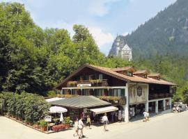 Hotel Alpenstuben, Hotel in der Nähe von: Schloss Hohenschwangau, Hohenschwangau