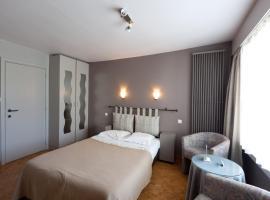 Hotel Ter Zaele, hotel in Knokke-Heist