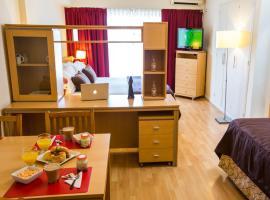 Callao Suites Recoleta, apartamento em Buenos Aires