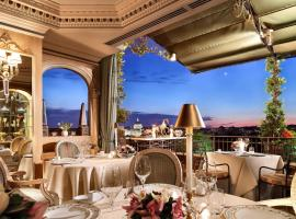 Hotel Splendide Royal - Small Luxury Hotels of the World, hotel in Via Veneto, Rome