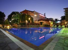 Castello Rosso Hotel, hotel in Nea Stira