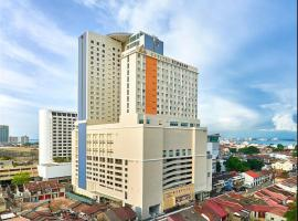 Cititel Express Penang, hotel in George Town