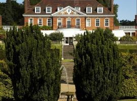 Mercure London North Watford Hunton Park, hotel near Harry Potter Studio Tour, Kings Langley