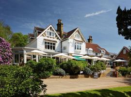 Rowhill Grange Hotel & Utopia Spa, hotel in Dartford
