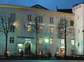 Hotel Goldener Engl, Hotel in Hall in Tirol
