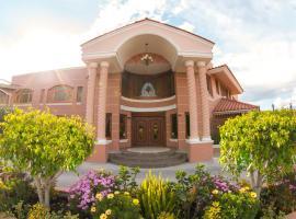 Hotel Spa Casa Real, hotel em Riobamba