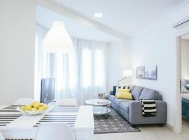 The Lucky Flats - Poeta Quintana, apartment in Alicante
