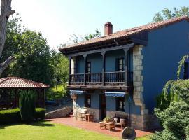 Villalen, hotel near Bufones de Pria, Cuerres