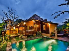 Villa Nini, hotel in Ubud