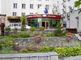 Гостиница Турист, отель в Барнауле