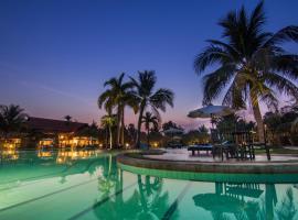 Palace Residence & Villa Siem Reap, hotel near Cambodian Cultural Village, Siem Reap