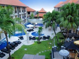 Grand Barong Resort, hotel near Kuta Art Market, Kuta