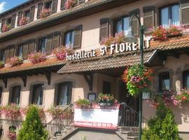 Hostellerie Saint Florent、Oberhaslachのホテル