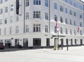 Absalon Hotel, hotel near Copenhagen City Hall, Copenhagen