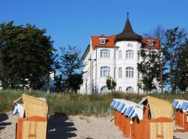 Strandhotel Binz, Hotel in Binz