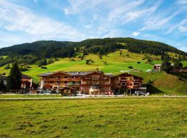 Romantik Natur Hotel Grubachhof, hotel in Gerlos