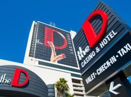 The D Las Vegas, hotel near The Neon Museum, Las Vegas
