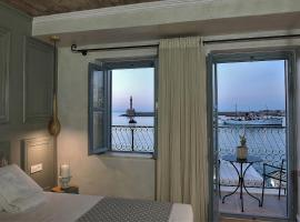 Elia Zampeliou Hotel, hotel in Chania