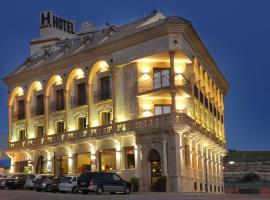 Hotel Campos de Baeza, hotel en Baeza