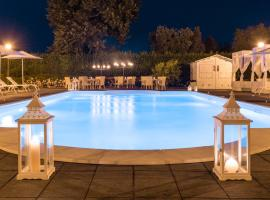 Alla Corte Delle Terme Resort & Ristorante, отель в Витербо