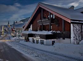 Hotel Diana, hotel in Oberstaufen