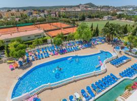 Aparthotel Holiday Center – hotel w pobliżu miejsca Plaża w miejscowości Santa Ponsa w miejscowości Santa Ponsa