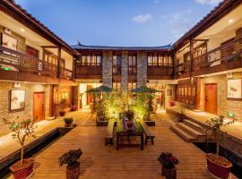 Lijiang Liman Wenzhi No.1 Hotel, hotel in Lijiang