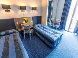 Hôtel Irlande, hôtel à Lourdes