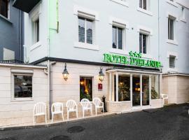Hôtel Irlande, hotel in Lourdes