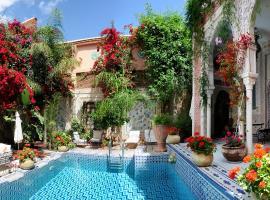 Riad Palais Sebban, hôtel à Marrakech