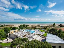 Laguna Park Hotel, hotel poblíž významného místa Baseleghe Marina, Bibione