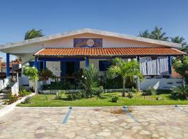 Pousada Lua Cheia, maison d'hôtes à Baía da Traição