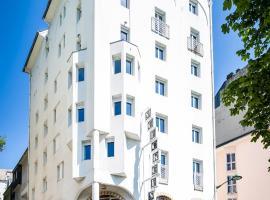 Hôtel Saint Georges, hôtel à Lourdes