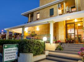 Hotel S'Ustiarvu, hotel a Cala Liberotto