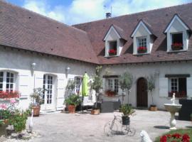Le Relais De Dalibray, self catering accommodation in Seraincourt