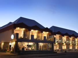 The White Morph - Heritage Collection, hotel in Kaikoura