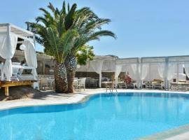 Zephyros, hotel in Paraga