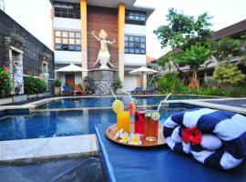 Sandat Hotel Legian, hotel near Made's Warung Kuta, Legian
